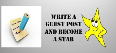 Want to become a star by Guest Posting?